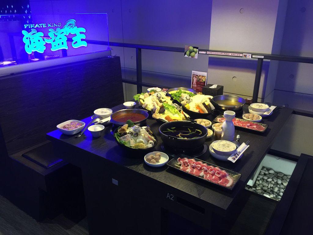 員林海盜王鍋物-餐點照片