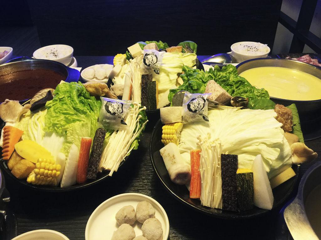 員林海盜王鍋物-吃到飽餐點照片
