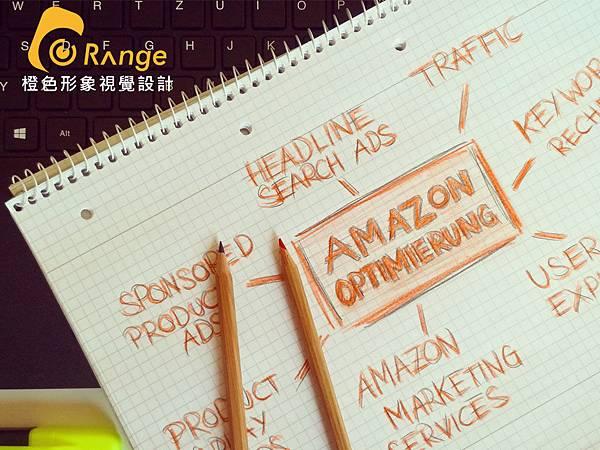 社群行銷顧問-橙色形象視覺設計