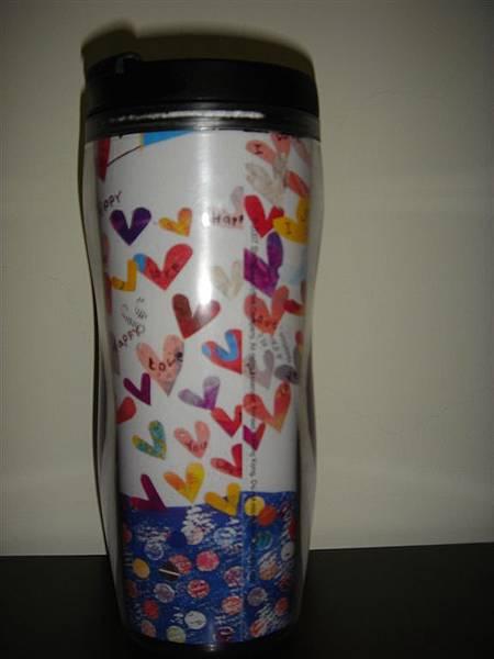 2007 日本情人節愛心杯