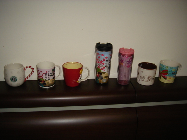 2008 SOME CUPS