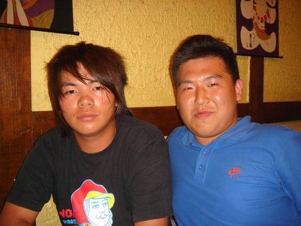 繼弘 & Hyun Gu