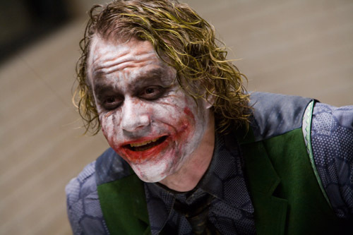 Heath Ledger/ The Dark Knight