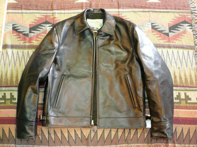 aero leather highwayman