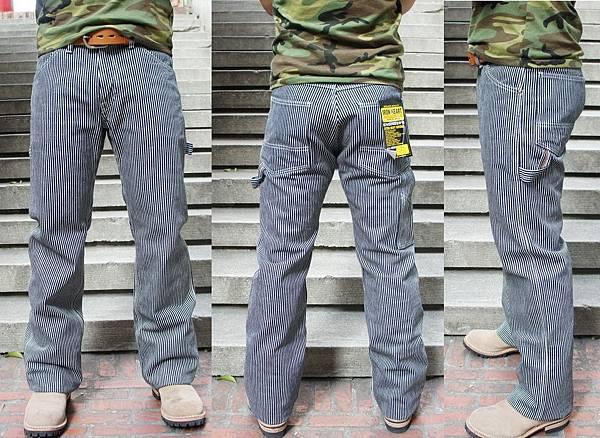 810 hickory pants 171cm 75kg W32_1