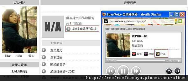 streetvoice分享