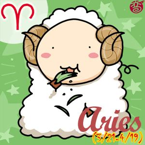 白羊座生日快樂~
