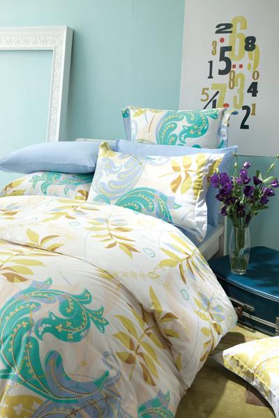 JOYCETEX精梳棉印花床組兩套合購$4,500.jpg