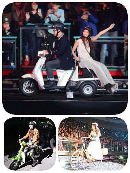 日本原裝進口經典款三輪摩托車