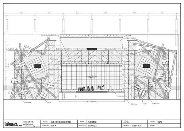 張懸-南港立面圖-1225
