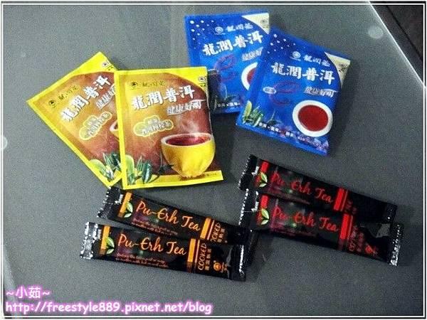 龍潤普洱茶07