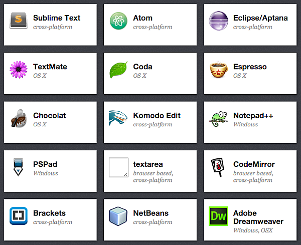 Emmet 支援的網頁瀏覽器-1.png