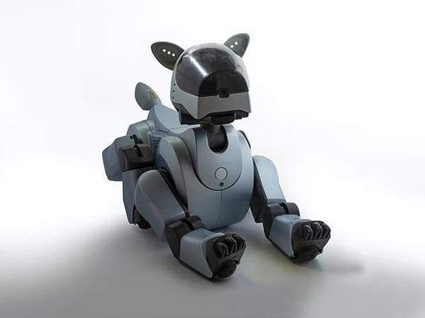 人工智慧機器狗Aibo,堪稱最懂你的寵物!!(上)
