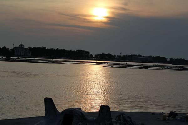 夕陽(上濾光鏡)