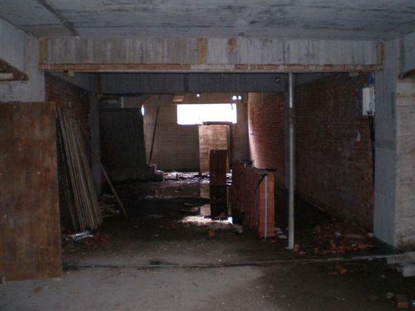地下室結構完成