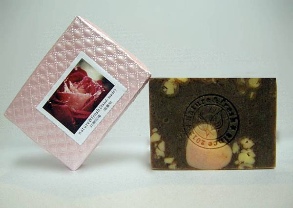 紅麴玫瑰滋養皂