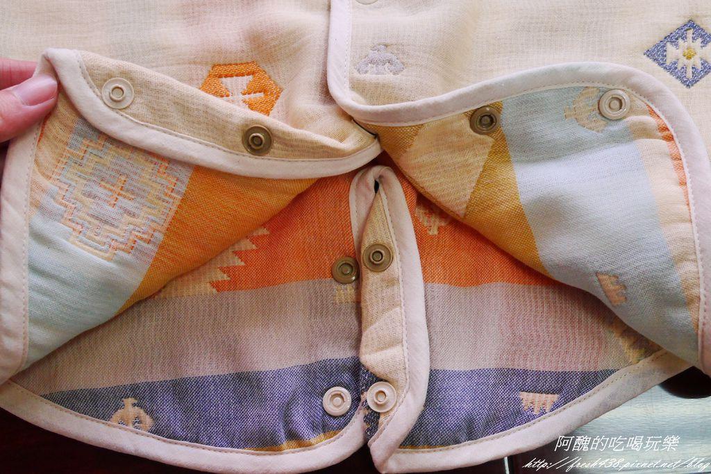 Hoppetta魔法印地安2way成長型睡袍P1970991