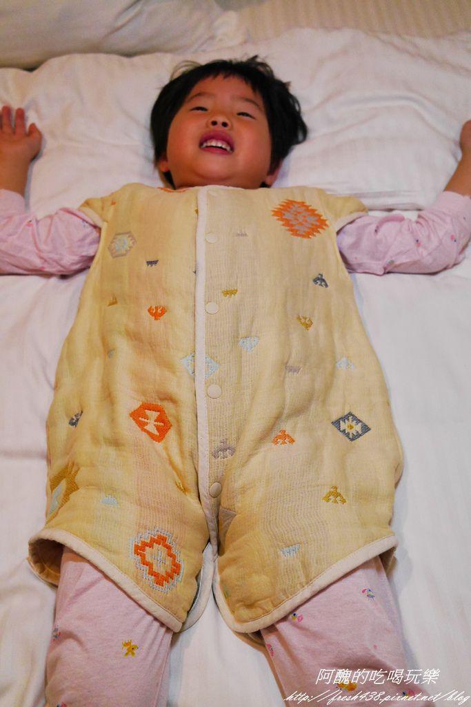 Hoppetta魔法印地安2way成長型睡袍P1980197