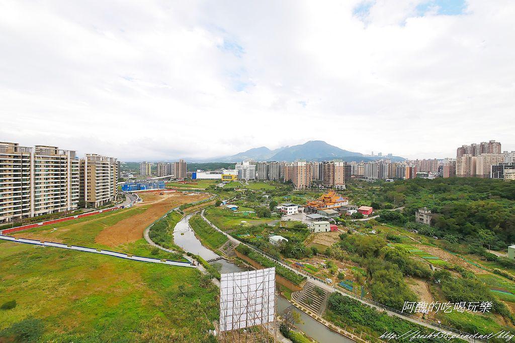 P1330029高樓層景緻,低密度開發,高樓層可眺望山景