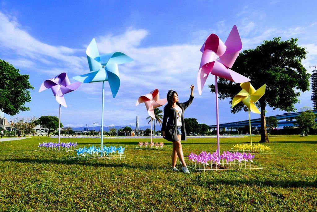 幸福水漾公園-夢幻大風車3