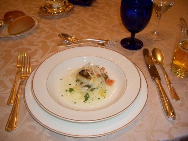 鯛魚料理(新娘本人指定的)