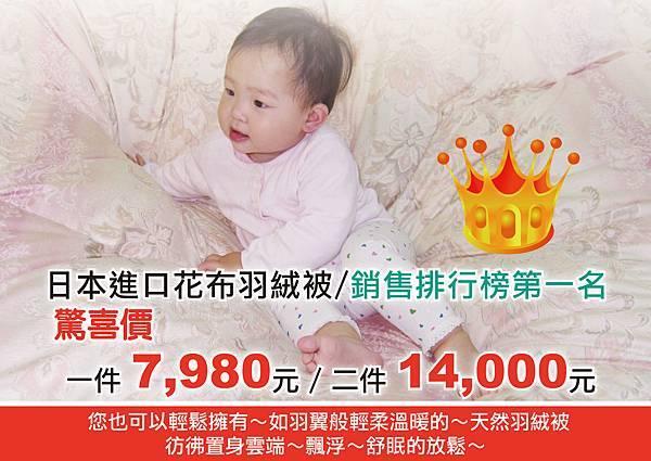 20131223~日本95%羽絨被-2
