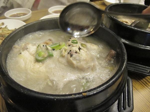 漢方蔘雞湯
