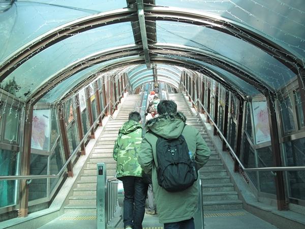光復路電扶梯