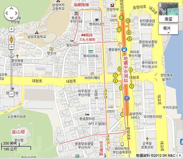 MAP-40階段文化主題街