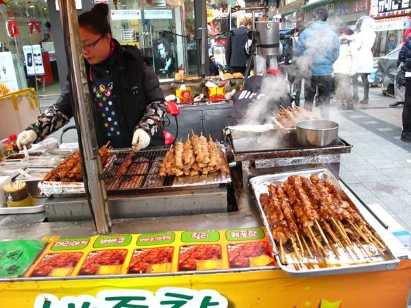 韓式烤肉串