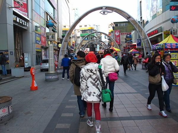 釜山電影街