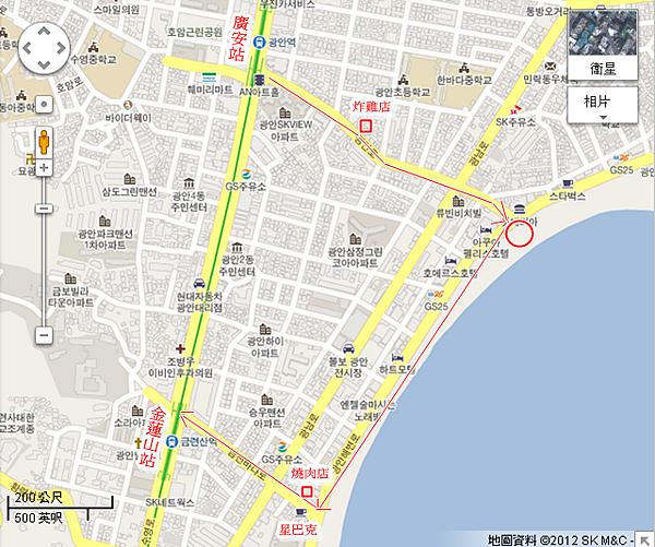 廣安大橋MAP2