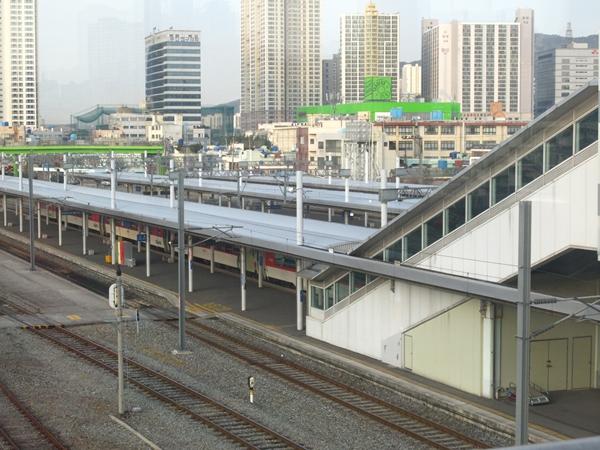 釜田火車站