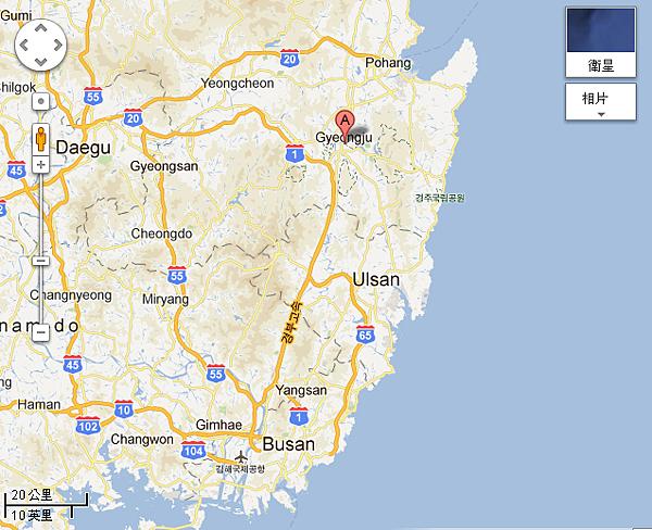 慶州市Gyeongju