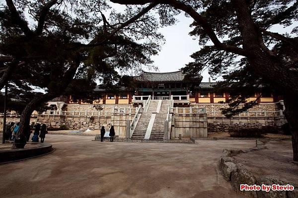 佛國寺 紫霞門