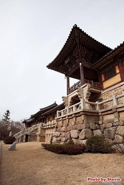 佛國寺 泛影樓
