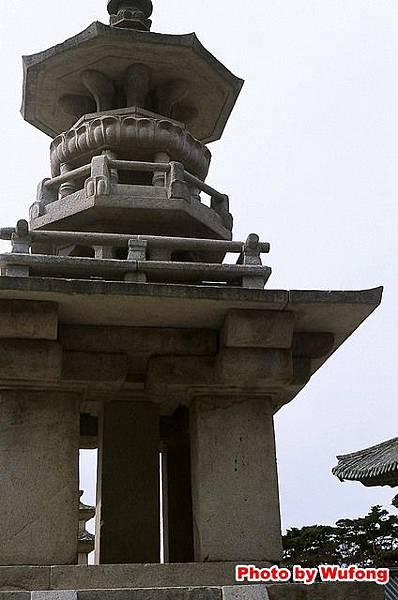 佛國寺 多寶塔