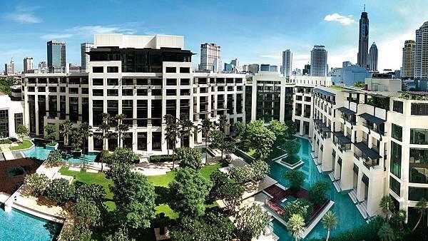 Siam Kempinski Hotel Bangkok 曼谷暹羅凱賓斯基酒店