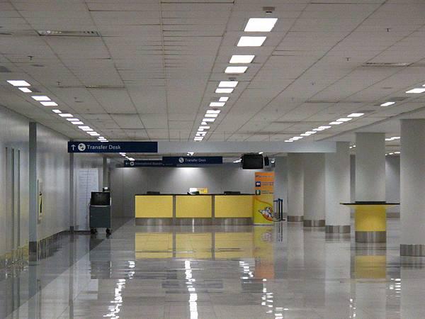馬尼拉機場NAIA T3 宿霧航空轉機櫃台