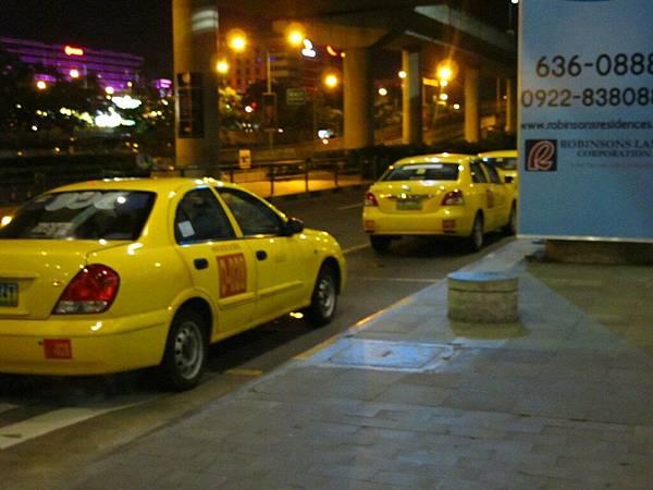 馬尼拉機場交通 Metered Taxi