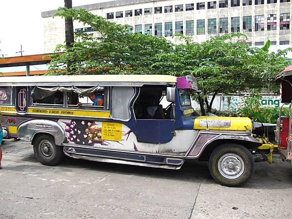 從Go Hotel到Tune Hotel Ermita交通-jeepney