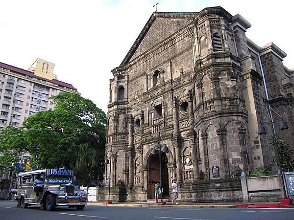 馬拉迪教堂Malate Church