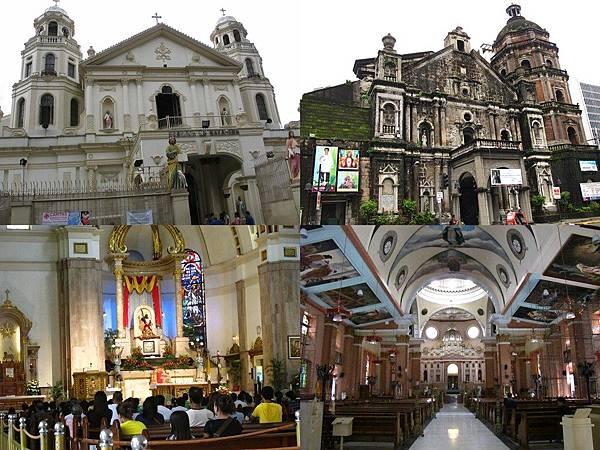 亞洲梵蒂岡: 馬拉迪教堂+奎阿坡教堂+岷倫洛教堂