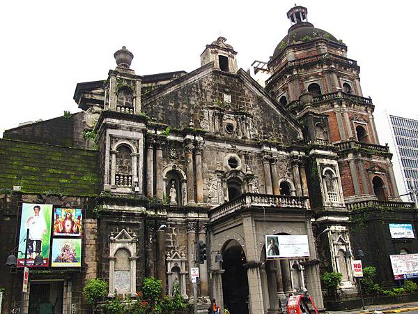 岷倫洛教堂(Binondo Church)