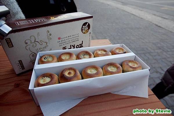 慶州名產-皇南餅