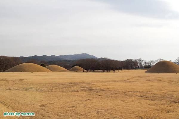 慶州歷史遺址區