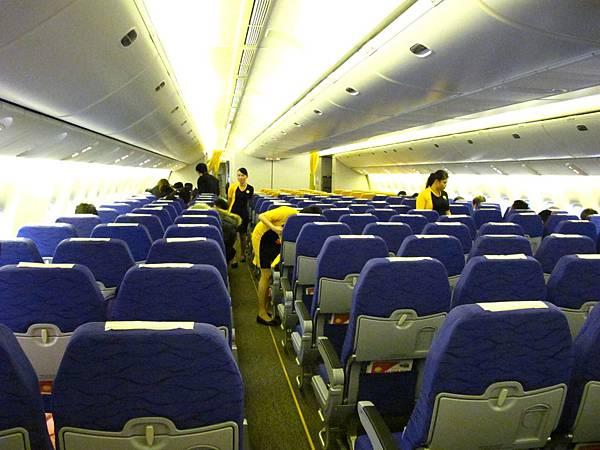 酷航 波音777-200型