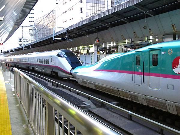搭新幹線到日光 遊二社一寺