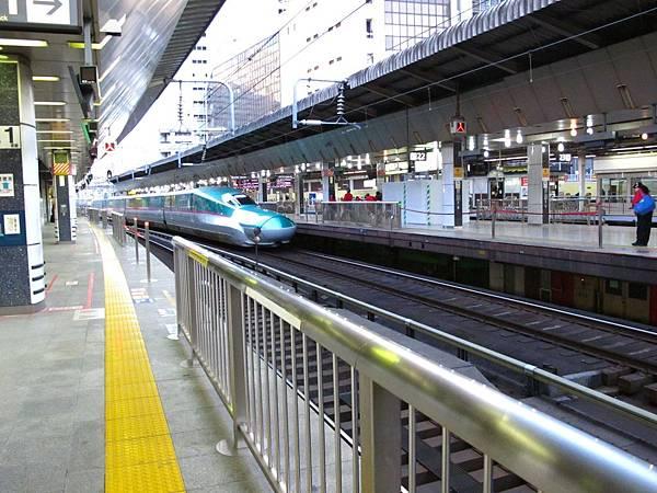 東北新幹線E5系列車 「はやぶさ」(隼號)