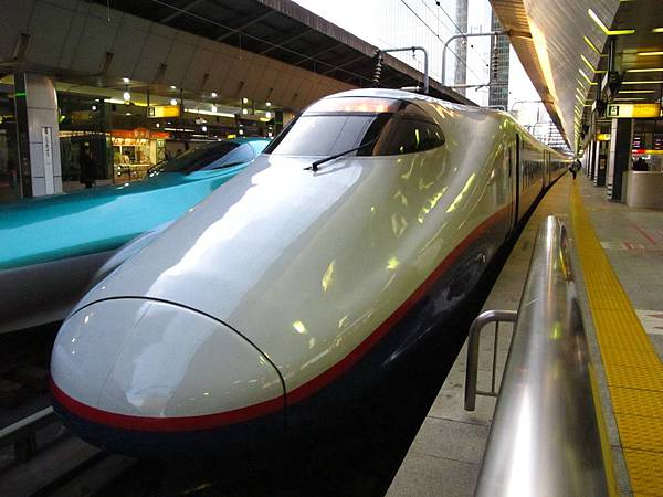 """E2系列""""やまびこ(Yamabiko)""""山彥號"""